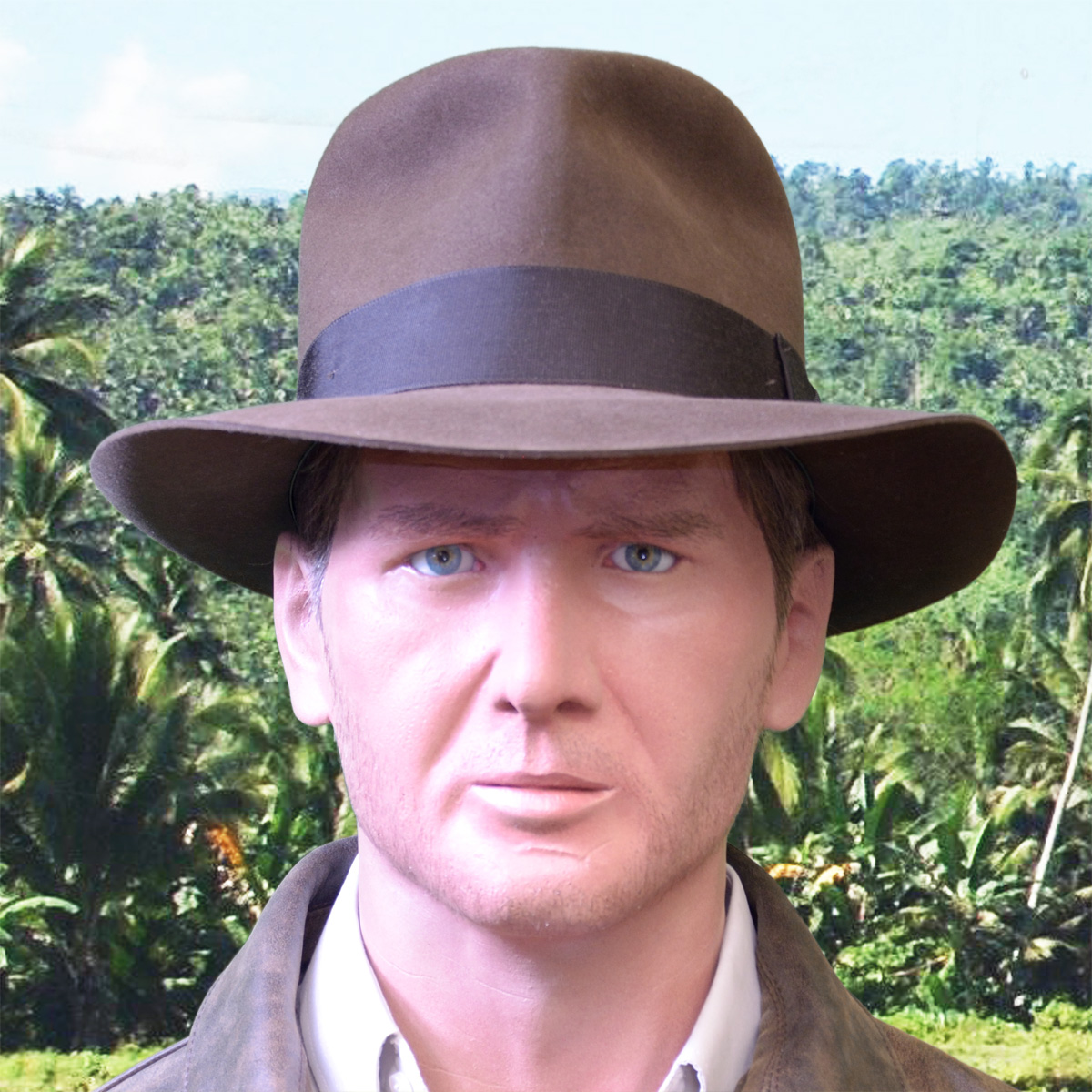 987ee888df3 Authentic Indiana Jones Hat - MAX CADY