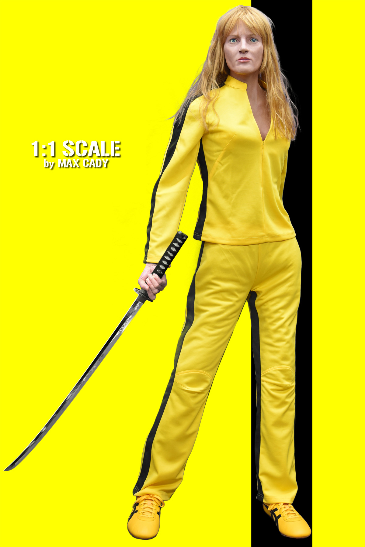 Kill Bill Track Suit