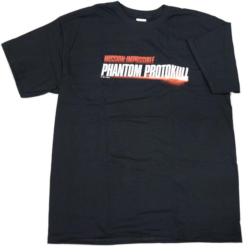 ミッション:インポッシブル ゴースト・プロトコル Tシャツ    映画「ミッション:インポッシブ